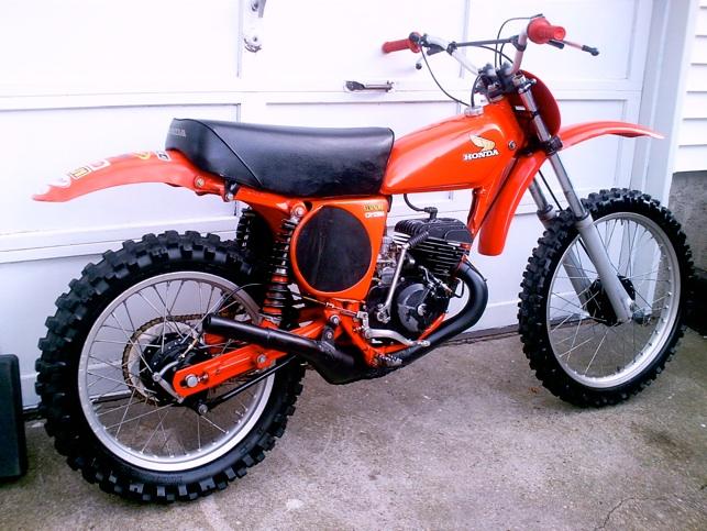 THE Honda Elsinore Site - Bike Of The Month - September 2008